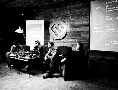 Panelová diskusia: Kriticky mysliace Slovensko