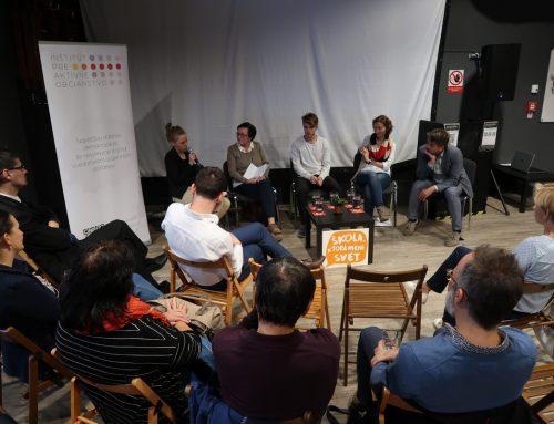 Patrí politika do škôl? Diskutujú Blaščák, Vargová, Strigačová a Karlubík