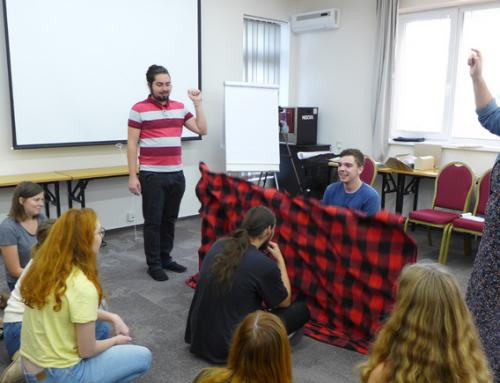 Zážitkové tréningy pre IUVENTA – Slovenský inštitút mládeže
